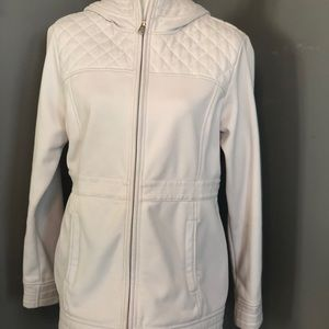 The North Face Hooded Sweatshirt (jacket?)